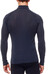 Icebreaker Everyday LS Half Zip Shirt Men stealth